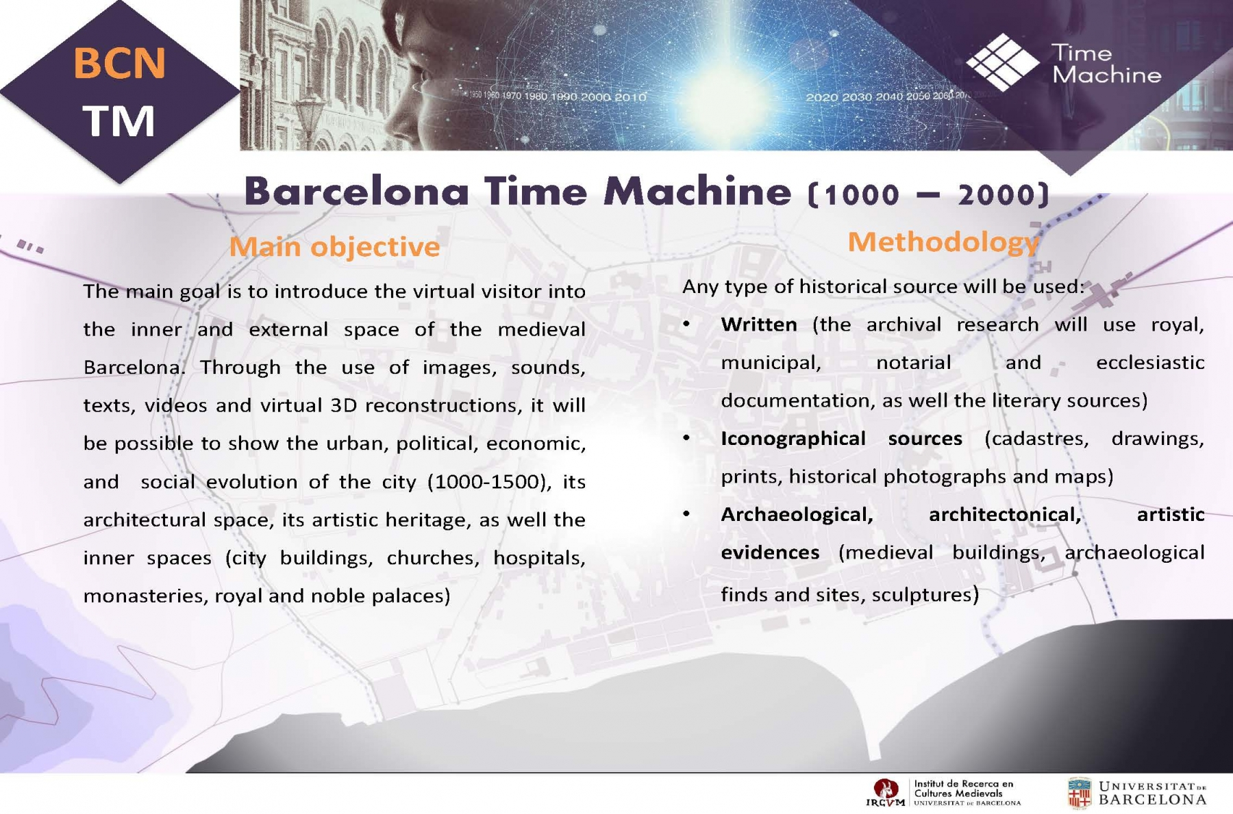 Barcelona Time Machine Project (pres. by Meritxell Simó)